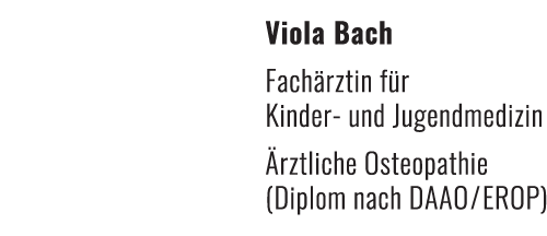 Viola Bach